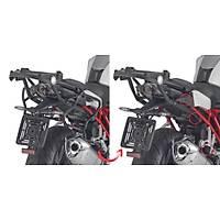 GIVI PLXR5117 BMW R1200R - R1200RS (15-18) - R1250R (19-20) - R1250RS (19-20) YAN ÇANTA TAÞIYICI