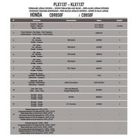 GIVI PLX1137 HONDA CB 650F - CBR 650F (14-18) YAN ÇANTA TAÞIYICI