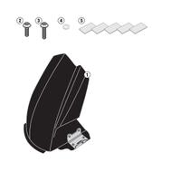 GIVI MG6401 TRIUMPH TIGER 800 - 800XC - 800XR (11-20) ÇAMURLUK