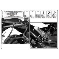 KAPPA KLX176 HONDA CB 600 F HORNET - HORNET ABS (07-10) YAN ÇANTA TAÞIYICI