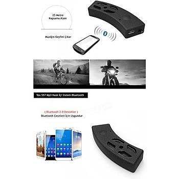 Tex 557 Akýllý Bluetooth   Eller Serbest Telefon Görüþmesi Sesli Gezinti