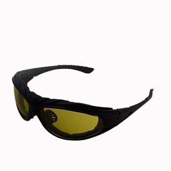 Tex G8006 UV Camlý CE Sertifikalý Gözlük