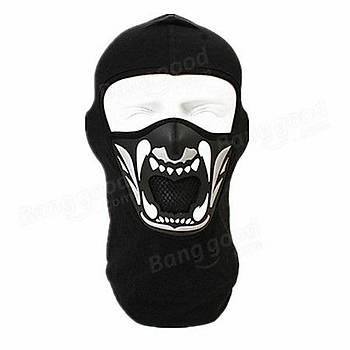 Tex 1360/6 Ninja Balaklava Full Face GRÝ