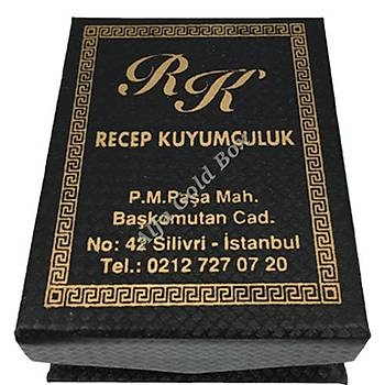 Karton Mýknatýslý Kolyelik Kutusu