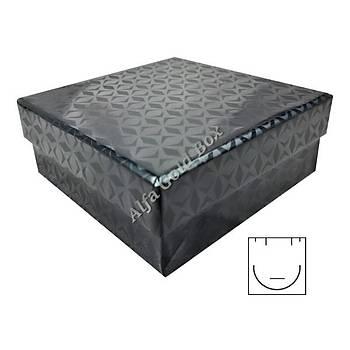 Kelepçe Kutusu - Karton Kristal Seri