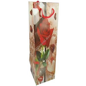 PVC Çanta Bileklik ( 8 *28 cm)