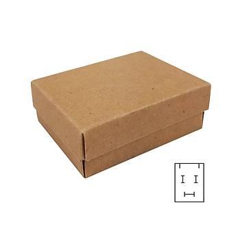 Kolye & Üçlü Set Kutusu - Katlamalý Kutu
