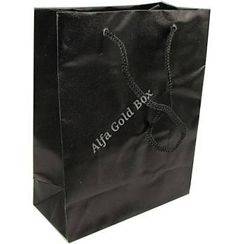 PVC Çanta Siyah (10*14 cm)