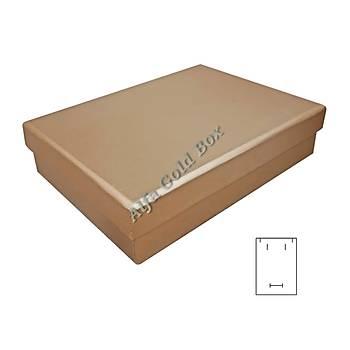 Pan Set Kutusu - Karton Kamelya Seri
