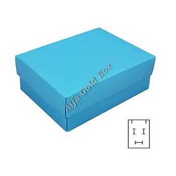 Kolye & Üçlü Set Kutusu - Katlamalı Kutu