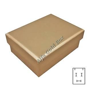 Kolve & Üçlü Set Kutusu - Karton Kamelya Seri