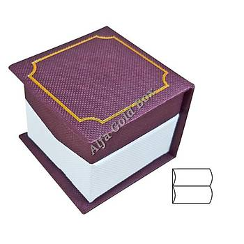 Yüzük Kutusu - Karton Yýldýz Seri