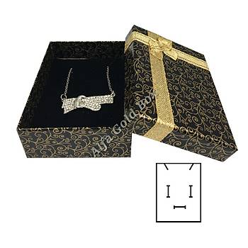 Kolye Kutusu - Karton Sarmaþýklý