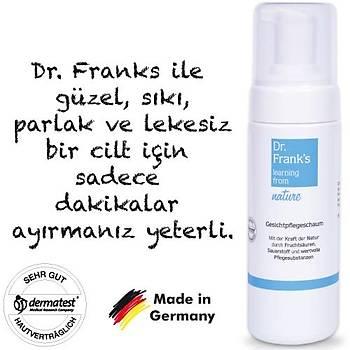 Dr. Franks Yüz Bakım Köpüğü