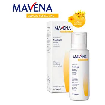 Mavena MH® Shampoo Kuru ve Atopik ciltler için Saç ve Vücut Şampuanı