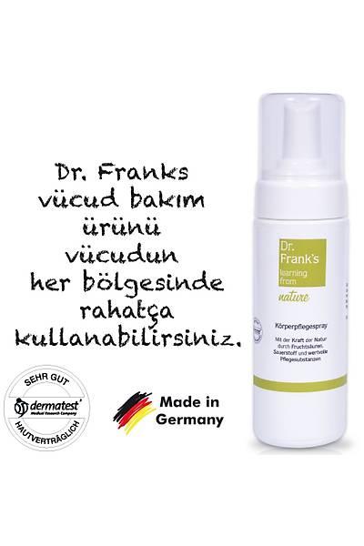 Dr. Franks Vücud Bakým Köpüðü