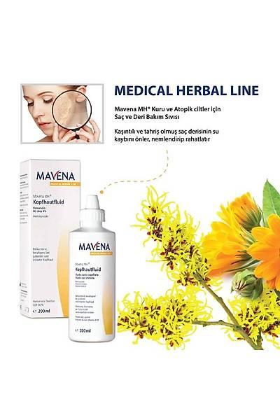 Mavena Mh Herbal Line Kuru Ve Atopik Ciltler Ýçin 200 ml