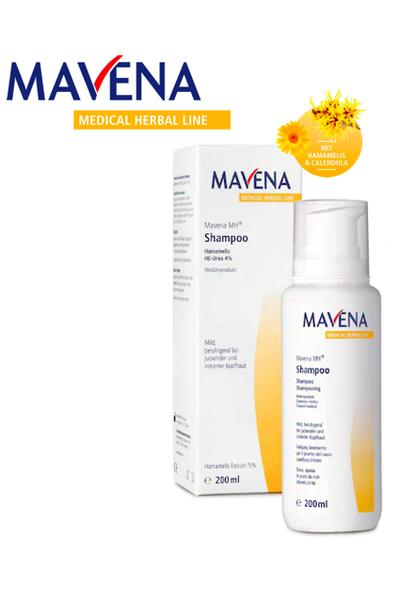 Mavena MH® Shampoo Kuru ve Atopik ciltler için Saç ve Vücut Þampuaný