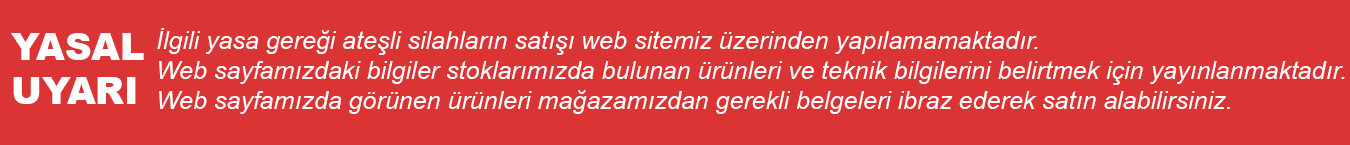 Bozkurtav.com - Av Tüfeði Hediyelerimiz