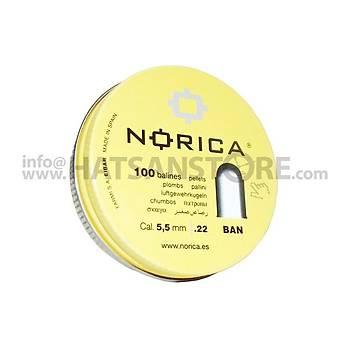 Norica Ban 100 5,5 mm Havalý Tüfek Saçmasý
