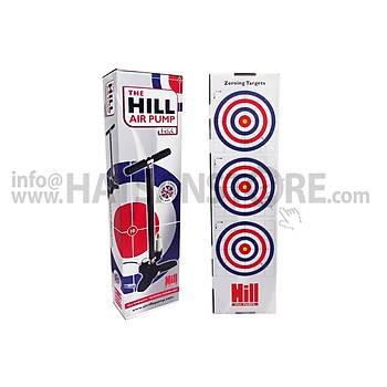 Hill MK4 PCP Tüfek Pompasý