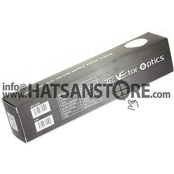 Vector Optics 3-9x40 Zoomlu Tüfek Dürbünü