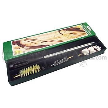 Stil Crin 12 Kalibre Karton Kutu Alüminyum Tüfek Temizlik Seti