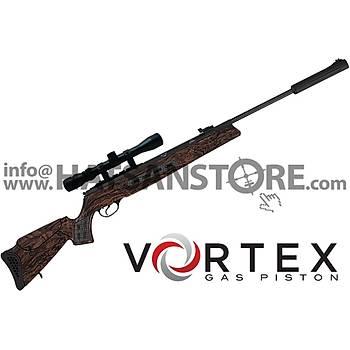 Hatsan Mod 125 Sniper VORTEX Magic Wood COMBO Havalý Tüfek