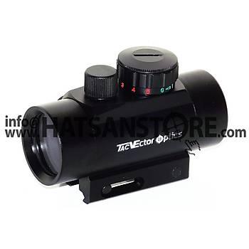 Vector Optics 1x35 Hedef Noktalayýcý Red-Dot Sight