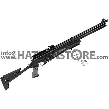 Hatsan AT44 TACTICAL 10 LONG PCP Havalý Tüfek