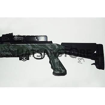 Hatsan NOVA TACT COMPACT LW QE M2 PCP Havalý Tüfek