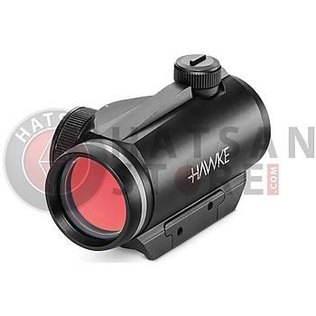 Hawke Vantage 1x30 Weaver Hedef Noktalayýcý Red Dot Sight