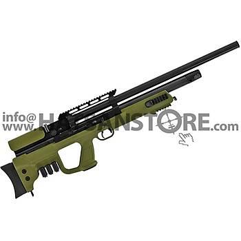 Hatsan X Gladius BULL LONG QE OD PCP Havalý Tüfek