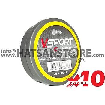 Victory Sport Classic 6,35 mm 10 Paket Havalý Tüfek Saçmasý