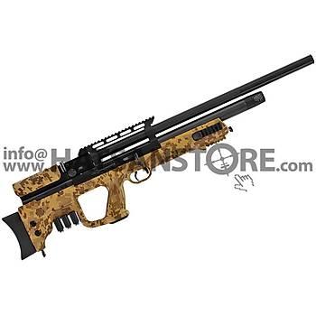 Hatsan X Gladius BULL LONG QE M1 PCP Havalý Tüfek