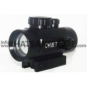 Comet 1x35 11 mm / Weaver Hedef Noktalayýcý Red-Dot Sight