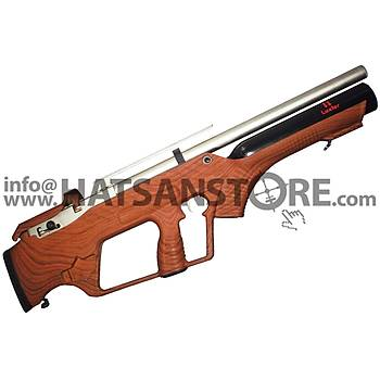 Hatsan Turkbull (Bullmaster) Marine Magic Wood Yarý Otomatik PCP Havalý Tüfek