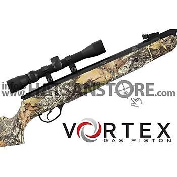 Hatsan Mod 85 Sniper VORTEX Camo COMBO Havalý Tüfek
