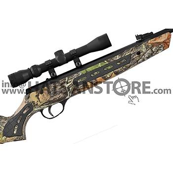 Hatsan Striker 1000S CAMO COMBO Havalý Tüfek