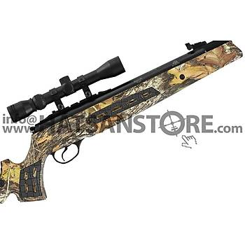 Hatsan Mod 125 Sniper Camo COMBO Havalý Tüfek