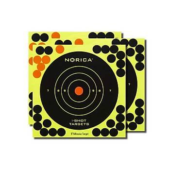 Norica 20x20 I-Shot Targets Hedef Kaðýdý (25 Adet)