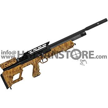 Hatsan BULL BOSS QE M1 PCP Havalý Tüfek