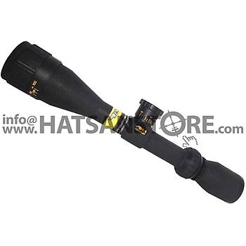 BSA 3-12x40 AO Tüfek Dürbünü