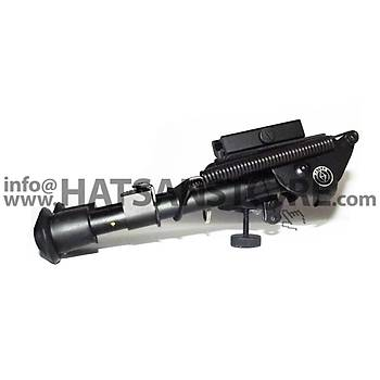 Hatsan 22 mm Full Metal Kızaklı Bipod