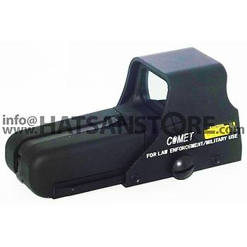 Comet 552 Graphic Sight 22 mm Red Dot Sight