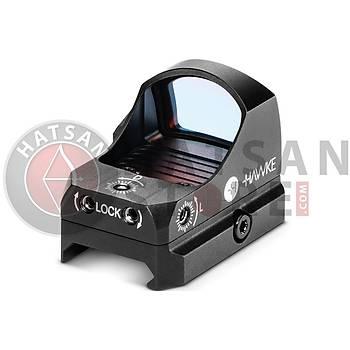 Hawke Micro Reflex Weaver Hedef Noktalayýcý Red Dot Sight