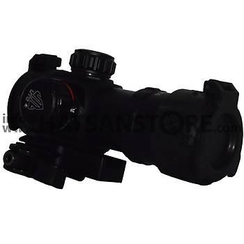"""Leapers 3,9"""" Hedef Noktalayýcý 22 mm Red Dot Sight"""