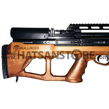 Hatsan BULL BOSS W QE II PCP Havalý Tüfek