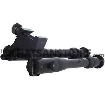 Universal 22 mm Metal Bipod