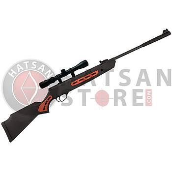 Hatsan Striker 1000S COMBO Orange Havalý Tüfek